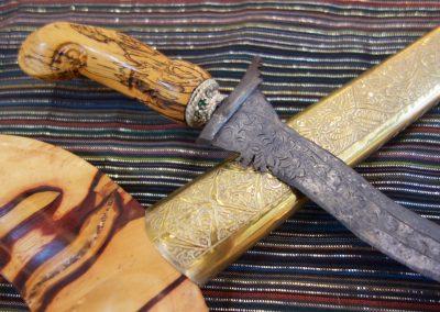 Kriss, bois de Tamarin, Java
