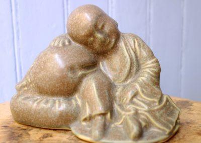 Shaolin Tidur, Céramique