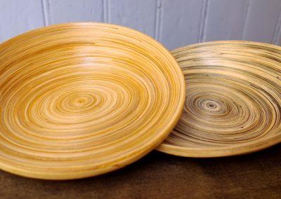 Coupelles Reverso Bambou