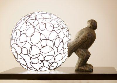 Lampe Sandoa