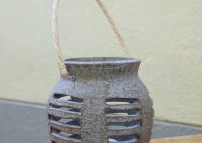 Lanterne Pot, Terracota, 27 cm