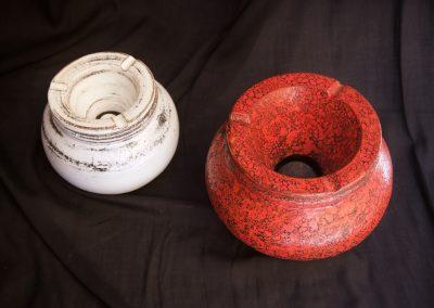 Cendriers Mako, Terracota, 2 tailles disponibles
