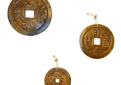 Ensemble 3 pièces chinois, Terracota