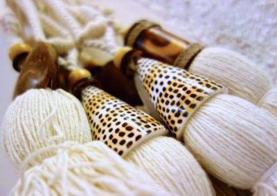 mix d'Embrasses, coquillages ou bambou ou coco et coton