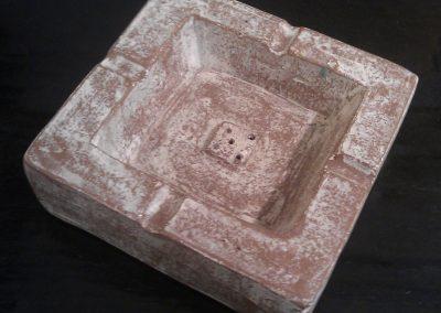 Cendrier Brûle Encens, Terracota