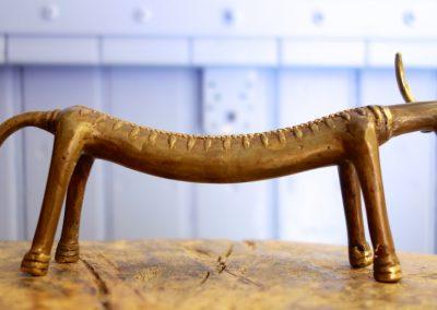 Buffle Sumatra, Bronze 15 cm