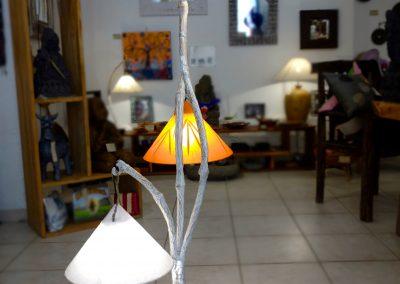 Lampe Pipa Twisty