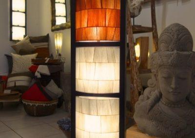 Lampe Pillar, 5 cases