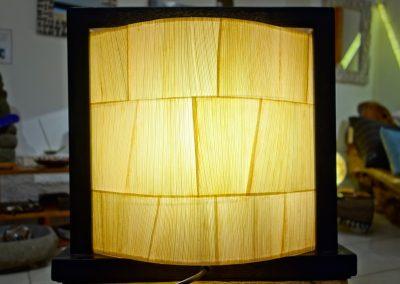 Lampe Pillar, 1 case