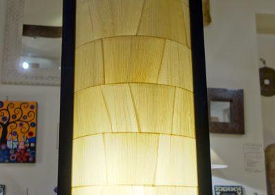 Lampe Pillar L 1 case