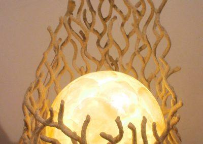 Lampe Corail Verti