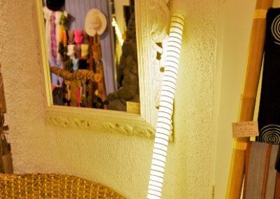 Lampe Tube Bamboo