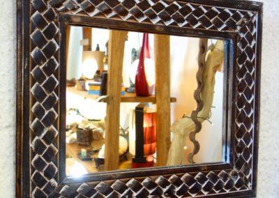 Miroir Tresse, 50x60