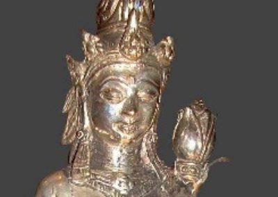 Tara verte, bronze, 30 cm