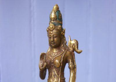 Demi Sri, Bronze, 20 cm
