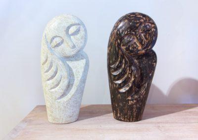 Naïade, 30 cm, Albizia, Java