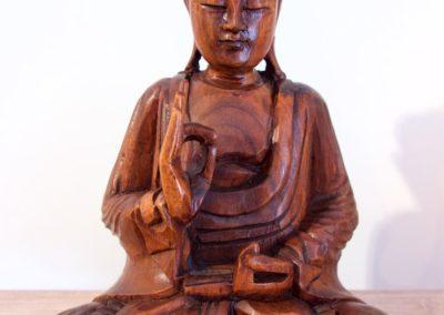 Buddha Siddharta, 35 cm, Suar, Bali